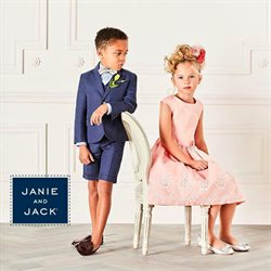 Janie and Jack deals in the Houston TX weekly ad