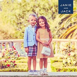 Kids, Toys & Babies offers in the Janie and Jack catalogue in San Jose CA ( More than a month )