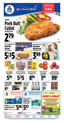 KTA Super Stores deals in the Hilo HI weekly ad