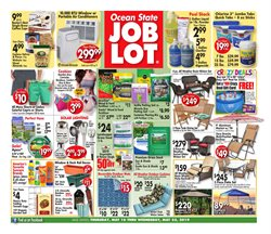 Department Stores deals in the Ocean State Job Lot weekly ad in Poughkeepsie NY