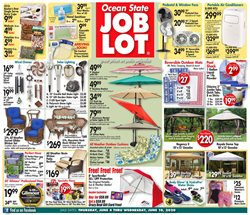 Department Stores offers in the Ocean State Job Lot catalogue in Fall River MA ( 1 day ago )