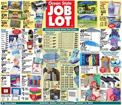 Department Stores offers in the Ocean State Job Lot catalogue in Cambridge MA ( 2 days ago )