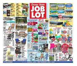Ocean State Job Lot catalogue ( Expired )