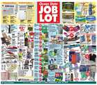 Ocean State Job Lot catalogue ( Published today )