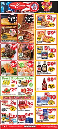 Grocery & Drug deals in the Price Cutter weekly ad in Springfield MO