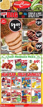 Price Cutter deals in the Springfield MO weekly ad