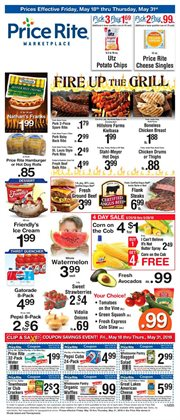 Chicken deals in the Price Rite weekly ad in New York