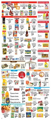 Kellogg's deals in the Price Rite weekly ad in New York