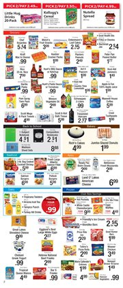 Dairy deals in the Price Rite weekly ad in New York