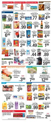 Books & stationery deals in the Price Rite weekly ad in New York