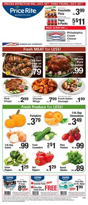 Price Rite deals in the Boston MA weekly ad
