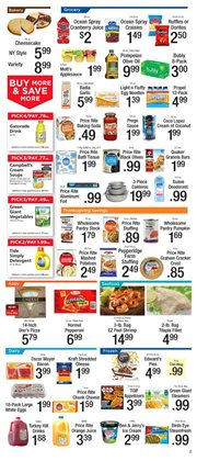 Refreshments deals in the Price Rite weekly ad in New York
