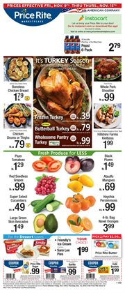 Chicken deals in the Price Rite weekly ad in New Haven CT