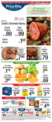 Price Rite deals in the Harrisburg PA weekly ad