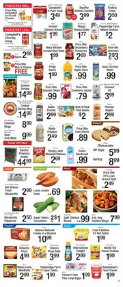 Animals deals in the Price Rite weekly ad in New York