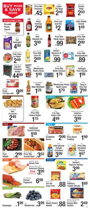 Turkey deals in the Price Rite weekly ad in Allentown PA