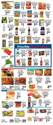 Salad deals in the Price Rite weekly ad in New York