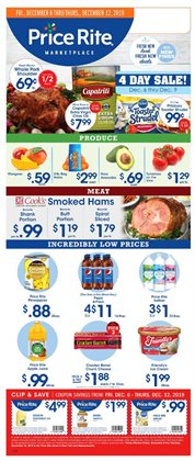 Price Rite deals in the Camden NJ weekly ad