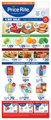 Grocery & Drug offers in the Price Rite catalogue in Reading PA ( 5 days left )