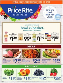 Price Rite catalogue in Philadelphia PA ( Published today )