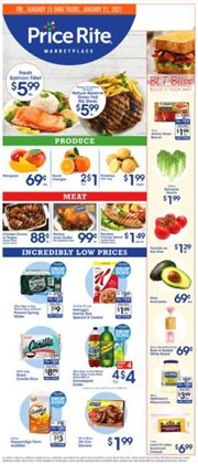Price Rite catalogue ( Expires tomorrow )