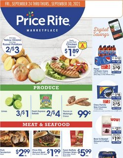 Price Rite catalog ( Published today)