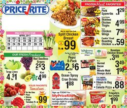 Pizza deals in the Price Rite weekly ad in Falls Church VA