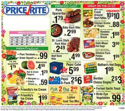 Fruit deals in the Price Rite weekly ad in New York