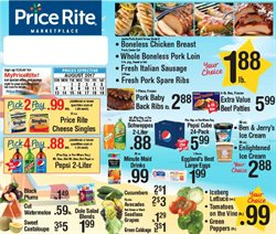 Price Rite deals in the West Seneca NY weekly ad