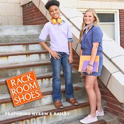 Rack Room Shoes deals in the San Antonio TX weekly ad