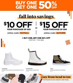 Rack Room Shoes deals in the Rack Room Shoes catalog ( 10 days left)