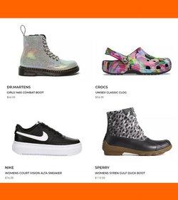 Crocs deals in the Rack Room Shoes catalog ( 9 days left)