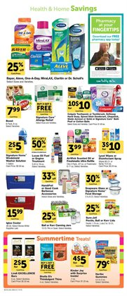 Deodorant deals in the Randalls weekly ad in Humble TX