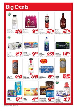 Gatorade deals in the Randalls weekly ad in Humble TX
