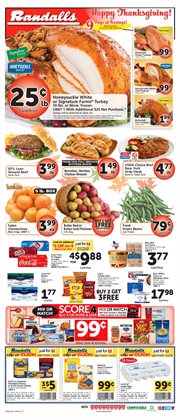 Randalls deals in the Humble TX weekly ad