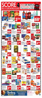 Water deals in the Randalls weekly ad in Humble TX