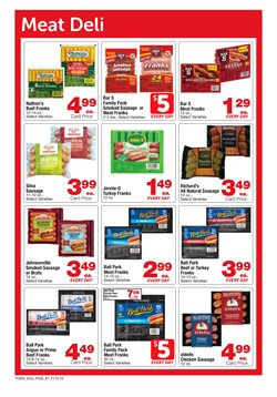 Sportswear deals in the Randalls weekly ad in Humble TX