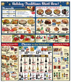 Tray deals in the Randalls weekly ad in Houston TX
