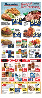 Randalls deals in the Houston TX weekly ad