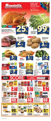 Randalls deals in the Austin TX weekly ad