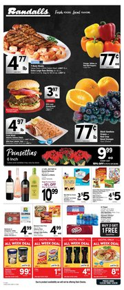 Grocery & Drug offers in the Randalls catalogue in Dickinson TX ( 2 days ago )