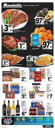 Grocery & Drug offers in the Randalls catalogue in Galveston TX ( Expires tomorrow )