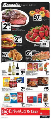 Grocery & Drug offers in the Randalls catalogue in Galveston TX ( 8 days left )