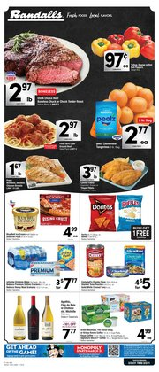 Grocery & Drug offers in the Randalls catalogue in Pearland TX ( Expires today )