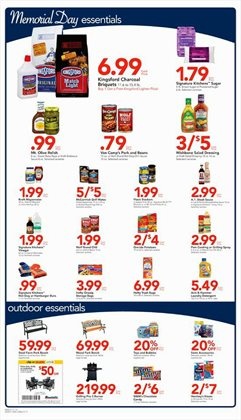 Barbecue deals in the Randalls weekly ad in Houston TX