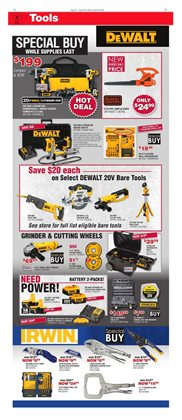 Grinder deals in the Rural King weekly ad in Columbus IN