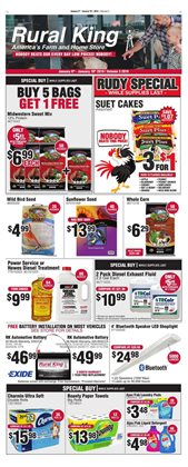 Tools & Hardware deals in the Rural King weekly ad in Hamilton OH