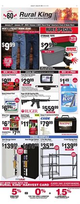 Tools & Hardware deals in the Rural King weekly ad in Owensboro KY