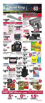 Tools & Hardware deals in the Rural King weekly ad in Saint Peters MO