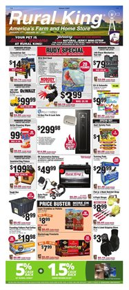 Tools & Hardware offers in the Rural King catalogue in Hamilton OH ( 4 days left )